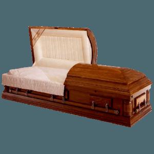 Гроб деревянный элитный Fairfield