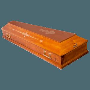 "Гроб деревянный ""Питер"""