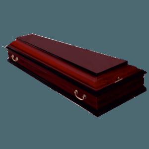 """Гроб деревянный """"Престиж"""""""