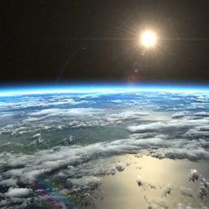 Развеивание праха в космосе