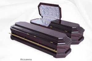 """Гроб элитный """"Испанец"""""""