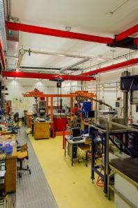 Лаборатория по производству алмазов