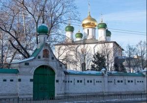 Сретенский ставропигиальный мужской монастырь